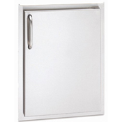 Fire Magic Aurora Single Access Door - 2 Sizes Available (Right or Left Swing)