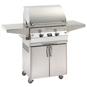 Fire Magic Aurora A430 Portable Grill (Optional Side Burner and Rotisserie)